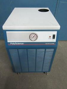 Polyscience Water Cooled Recirculator Chiller Model 3370