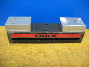 Chick Work Holding 081 1251 Vise Body Jaws Cnc Milling xlnt