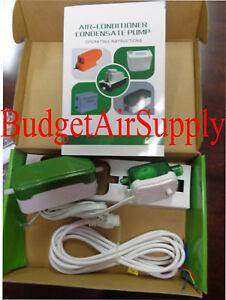Mini Split Green Condensate Pump Ductless And Minisplit Systems 208 230v