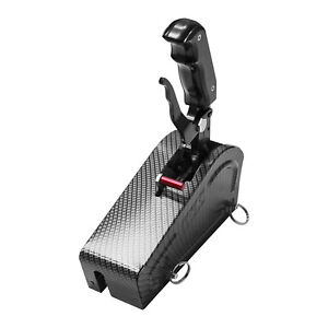 B m 81059 Stealth Magnum Grip Pro Stick Gated Shifter With Carbon Fiber Cover