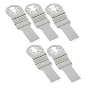 Versa Tool Db5f 20mm Stainless Steel Saw Blades Compatible With Fein Multimaster