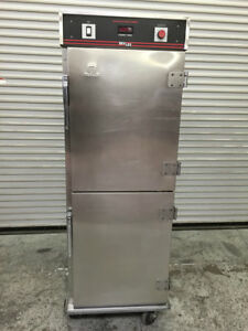 Full Sheet Heated Warming Cabinet Bevles Insulated Hot Box 8002 Food Warmer Nsf
