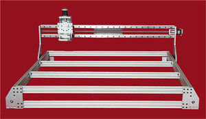 Cnc Plasma Router Kits Mill 4x4 Ball Screw Rails Carriages Milling