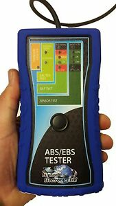 Commercial Lupson Electronics Abs Ebs Sensor Tester Truck Trailer Bus