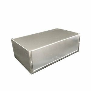 Bud Aluminum Electronics Enclosure Project Box Case Metal Electrical