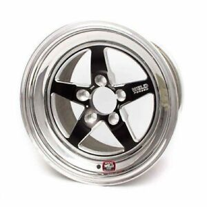 Weld Racing 71mb 504b15a Rts S71 Forged Wheel Rim 15x4 075 5x4 75 Bc 1 5 Bs