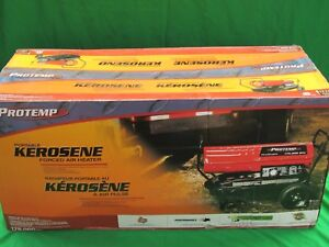 New Protemp Kerosene Heater 175000 Btu Model Pt 175t kfa