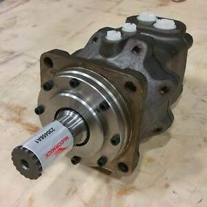 New Original Case Construction Hydrostatic Drive Motor For 1845c 230458a1