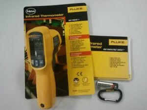 Fluke 62 Max Handheld Infrared Dual Laser Thermometer