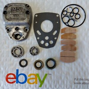 Snap On Im51 Tune Up Kit With Bearings For 1 2 Drive Models