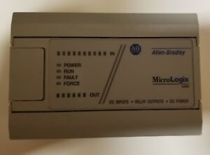 Allen bradley Micrologix 1000 still Taped 1761 l16bwb Series E