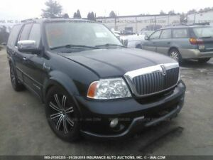 Front Center Console Lincoln Navigator 03 04