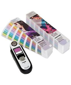 Pantone Capsure Color Matcher Formula Guide Bundle Gp1609n Gp1601n Rm200pt01