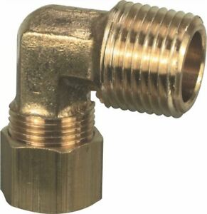 Heavy Duty Brass Air Pneumatic Compressor Connector Fits Emglo Jenny 121 1035