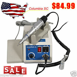 Dental Lab Marathon Micro Motor 35k Pm N3 2 Nsk Handpieces Fit E type Motor Z1