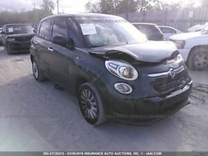 Engine Gasoline 1 4l Vin H 8th Digit Turbo 4 Door Fits 14 16 Fiat 500 1059714