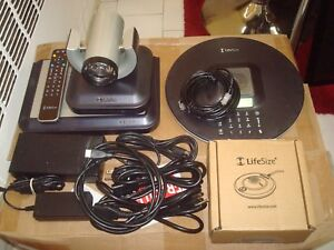 Lifesize Express 220 Video Conferencing Bundle W camera 200 phone micpod