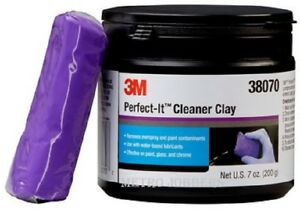 3m 38070 Perfect It Iii Cleaner Clay