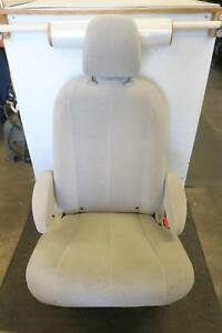 2013 Toyota Sienna Right 2nd Row Rear Seat Gray Cloth 60 40 Bench Oem