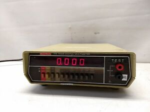 Keithley Instruments Model 179 Trms Digital Multimeter