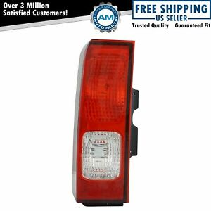 Rear Tail Light Lamp Assembly Driver Side Lh Lr For 06 10 Hummer H3 Truck Suv