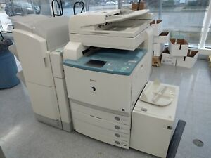 Canon Imagerunner C5185 Color Copier copier printer scan supplies