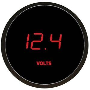 Intellitronx M9015r 2 1 16 Led Digital Voltmeter Gauge 7 0 25 5 Volts