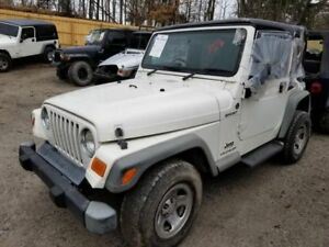 Jeep Tj Wrangler Engine 4 0l 153k Motor Runs Vin S 8th Digit 05 06 3131