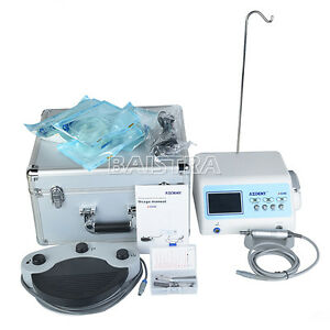 Dental Surgical Use Micromotor Led Implant System Motor Polisher Angle Handpiece