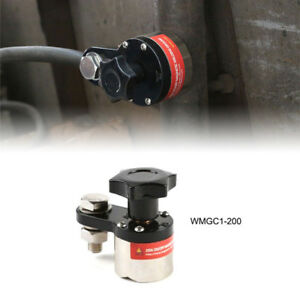 200a Magnetic Welding Ground Clamp Holder 30kg Force Small Mwgc1 200 Top Quality