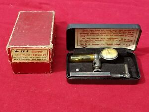 Starrett Last Word Indicator 711 F In Case
