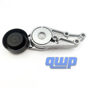 A C Serpentine Belt Tensioner Pulley For 02 09 Audi A4 Quattro 1 8t 2 0t 89332