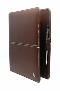 Time System Bus Country Brown Ring Binder 0 31 32in Open A5 Organiser