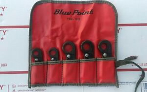 Blue Point Ya1315 Hinged Box Wrench Set 3 8 Dr 5 Pc 3 8 To 9 16