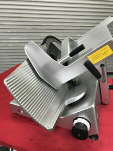 13 Manual Meat Cheese Deli Slicer Sharpener Bizerba Gsph Oem 8044 Commercial
