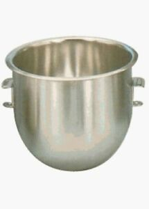 New 10 Qt Mixing Bowl Stainless Steel Commercial Uniworld Mixer Upm 1b 8063
