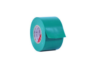 Wod Professional Grade Green Vinyl Pvc Electrical Tape 2 X 66 pack Of 10