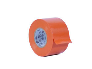 Wod Professional Grade Orange Vinyl Pvc Electrical Tape 2 X 66 pack Of 10