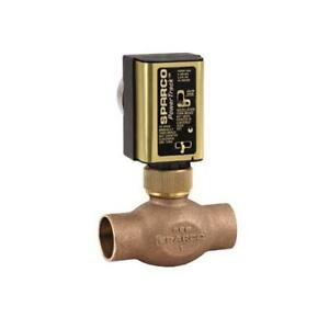 Honeywell sparco 1 Npt Motorized Zone Valve W Auxiliary Switch mzv526e t