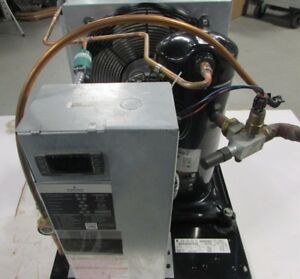 Copeland Ffap 015z cfv 072 1 1 2 Hp Medium Temp Condensing Unit Compressor