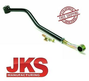 Jks Adjustable Front Track Bar Fits 1 3 5 Lift 97 06 Jeep Wrangler Tj Lj