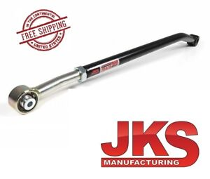 Jks Adjustable Rear Track Bar Fits 0 6 Lift 97 06 Jeep Wrangler Tj Lj Ogs151