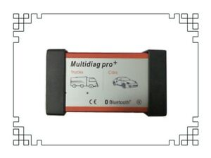Multidiag Pro Obdii Diagnostic Tool With Bluetooth For Car Vehicle Truck