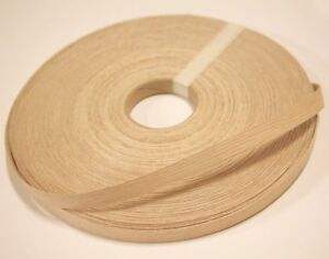 Douglas Fir Wood Pre glued Veneer Edge Banding Edgebanding Tape 13 16 X 250