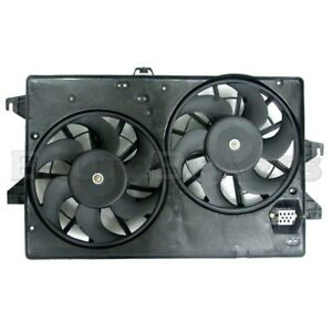 New Front Radiator Fan For Ford mercury Mystique contour cougar