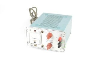 Power Designs 630 0 6v Integrated Circuit Power Supply