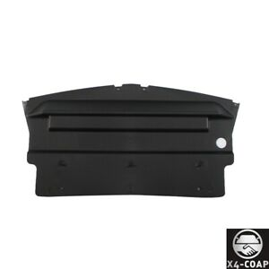 New Front Engine Under Cover Splash Shield For Ford Mustang 05 09 5r3z17626ba