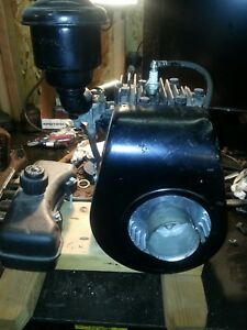 Briggs And Stratton Gas Engine Model Wi