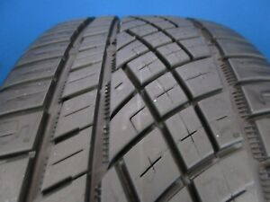 Used Continental Extremecontact Dws 06 225 40zr 18 7 8 32 Trd No Patch D2251