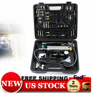 Non dismantle Injector Cleaner Tester Fuel System C100 Petrol Car Us